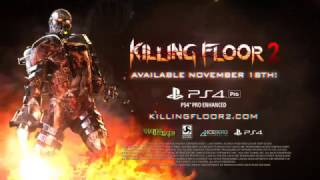 Check out new gameplay for Killing Floor 2Killing floor 2 ps4 pro