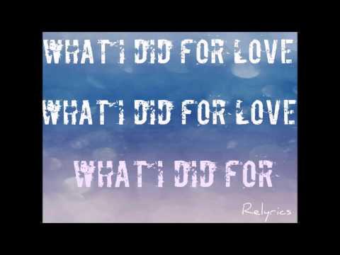 David Guetta x Emeli Sandé - What I Did For Love