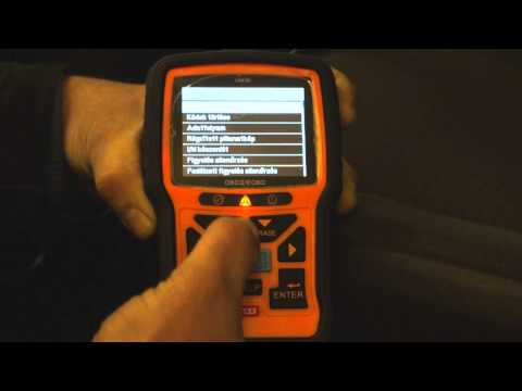 OBDI/OBDII Fehlercode-Lesegerät NT301