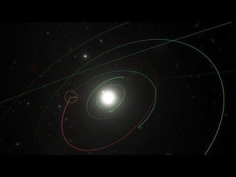 健神星所在位置。Credit: ESO。