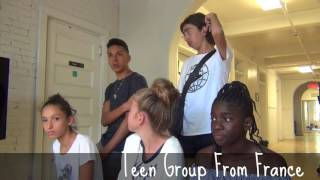 Off The Record—Teen Group From France
