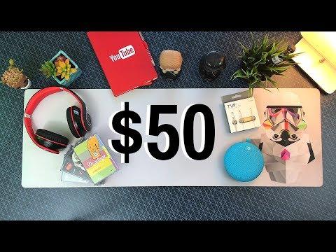 Best Tech Under $50 — July 2017 — Top Tech