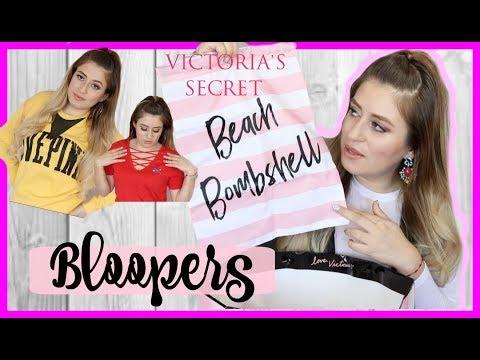 Videos de uñas - BLOOPERS VICTORIA SECRET