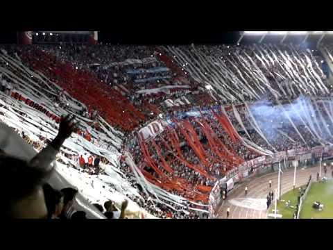 Video - PREVIA   YO QUIERO MI CAJON - River Plate vs Atlético Nacional - Copa Sudamericana 2014 Campeones - Los Borrachos del Tablón - River Plate - Argentina