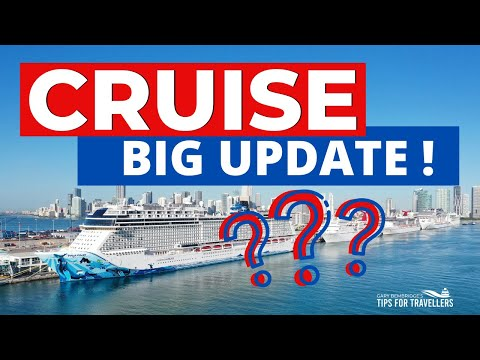 HUGE CRUISE UPDATE : CDC NO TO CRUISE, 2021 Cancellations, Caribbean Ports, Carnival Latest & More