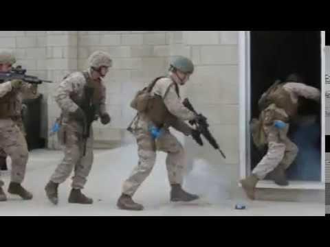 Бравый американский спецназ