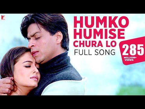 Download Humko Humise Chura Lo - Full Song | Mohabbatein | Shah Rukh Khan | Aishwarya Rai | Lata | Uday