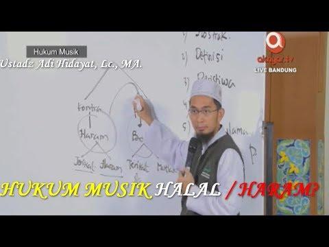 Musik Perusak Otak Pengahafal Al Quran- Ustadz Adi Hidayat, Lc. MA.