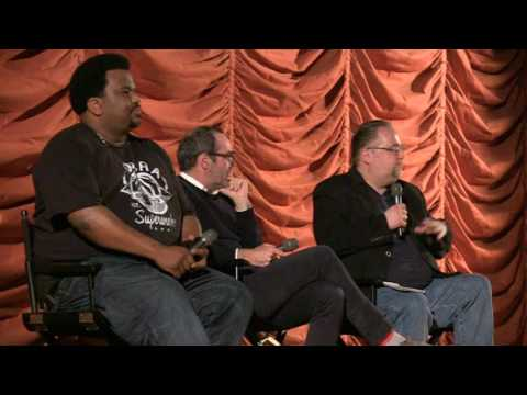 """CCFF 2016: """"MORRIS FROM AMERICA' Q&A with Craig Robinson and director Chad Hartigan"""