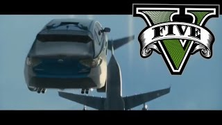 Nonton GTA V Fast And Furious 7 Plane Drop Scene PS4 Film Subtitle Indonesia Streaming Movie Download