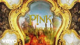 P!nk videoklipp Just Like Fire (From 'Alice Through The Looking Glass')