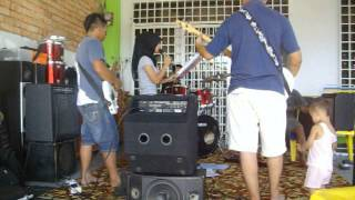 Mendut yang cover by kejora band