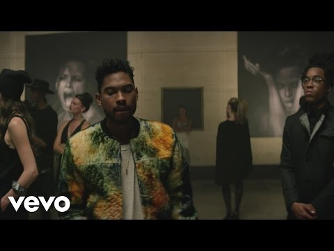 Gather round and watch Miguel's video for '...goingtohell'