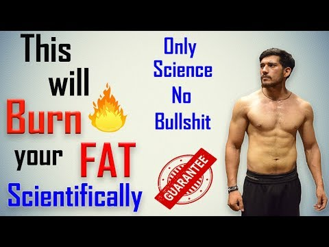 Fat burner - This Will Burn Your Fat  HINDI  JST'S Fitness