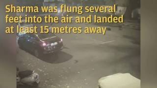 Nonton Caught on CCTV  Family releases footage of 32 yr old killed by Mercedes   india   Hindustan Times Film Subtitle Indonesia Streaming Movie Download