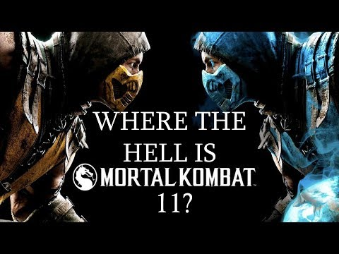 Where The Hell Is Mortal Kombat 11?