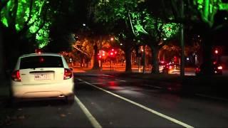 Melbourne - St Kilda Road