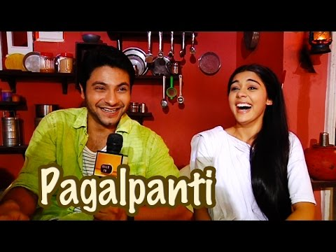 Video Viplav's and Dhaani's Pagalpanti download in MP3, 3GP, MP4, WEBM, AVI, FLV January 2017