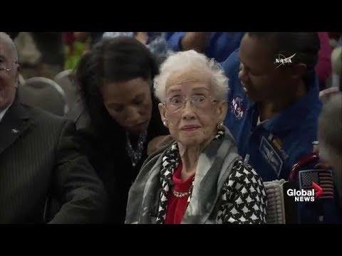 "NASA honours Katherine Johnson with new building named after ""Hidden Figures"" legend"