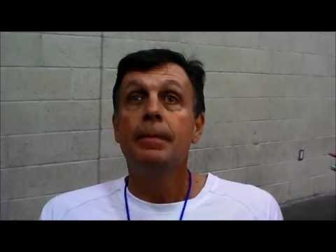 Kevin McHale on Kevin Martin's play in camp