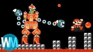 Video Top 10 Insane Mario Maker Levels! MP3, 3GP, MP4, WEBM, AVI, FLV Juni 2019