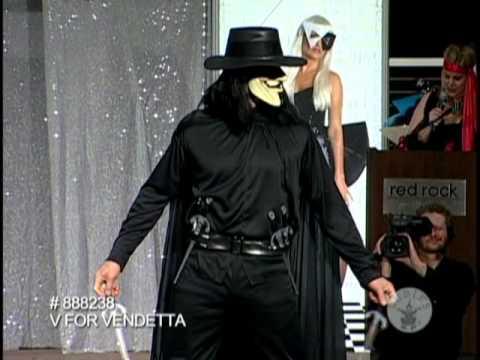 V for Vendetta Costumes Adult Vendetta Costume