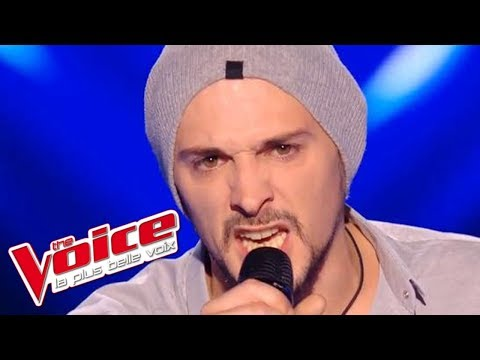 Radiohead – Creep | Corentin Callonec | The Voice France 2016 | Blind Audition