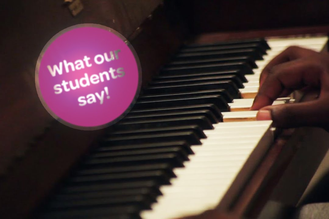 CAVC: What our students say - Music & Performing Arts