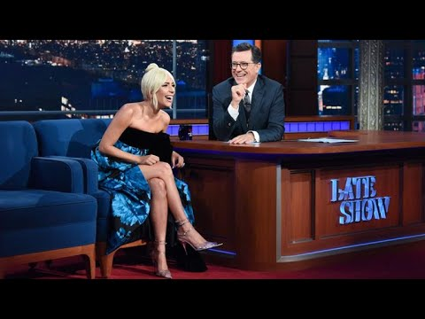 Full Interview: Lady Gaga Talks To Stephen Colbert