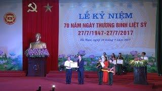 Tin Tức 24h mới nhất hôm nay: Hà Nam kỷ niệm 70 năm ngày Thương binh, liệt sĩXem #TinTuc hấp dẫn, Tổng Hợp #Video Mới nhất về #Tintuc24h Việt Nam - Quốc Tế nóng bỏng nhất đang diễn ra trong thời gian qua. Kênh Tin Báo Nhân Dân sẽ cập nhật đến các bạn các thông tin đầy đủ nhất tại đây. Mời bạn đón xem nhé !Đăng Ký Xem Video #tinmoi Miễn Phí: http://goo.gl/dVkSzA1. Bản #tinthoisu -- https://goo.gl/P6kNXd2. Tin Dự báo thời tiết -- https://goo.gl/YNpoJx3. Tổng Hợp #tintrongnuoc -- https://goo.gl/la17CV4. Seri Điều Tra Phá Án Lần theo dấu vết -- https://goo.gl/iHDMiJ5. Phóng Sự Điều Tra Chống Buôn Lậu -- https://goo.gl/TW5Hrj6. Phim Phá Án 75 Tập -- https://goo.gl/sySkMa7. Sức Khỏe Cuộc Sống -- https://goo.gl/yDGMVZ