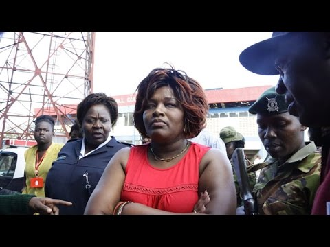 Shebesh storms Jubilee tallying centre protesting rigging