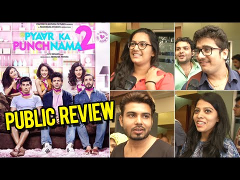 Pyaar Ka Punchnama 2 PUBLIC REVIEW   Kartik Aaryan