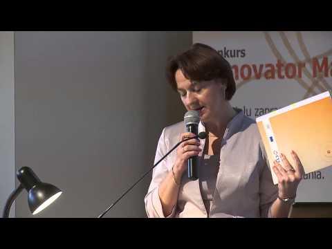 Gala Konkursu Innovator Małopolski 2012