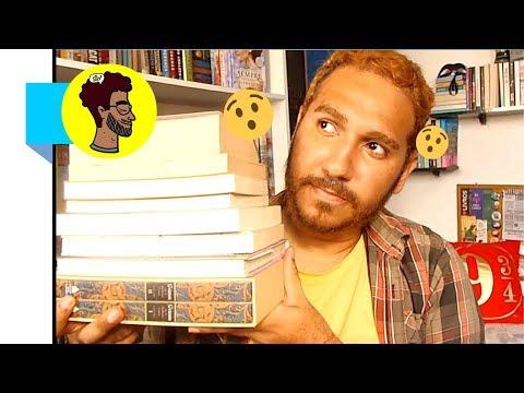 LIVROS ENCALHADOS | Book Tag | BOOKCRUSHES