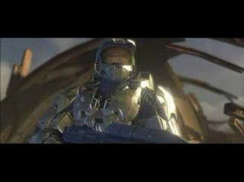 Halo3 - trailer of Halo3.