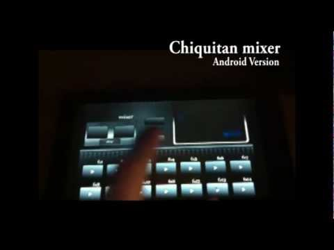 Video of Chiquitan Mixer