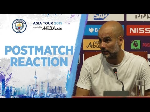 Video: CITY 4-1 WEST HAM   Pep Guardiola and Tommy Doyle react to pre-season win