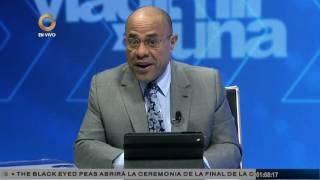 Vladimir Villegas: Señor Presidente, tome distancia y vea la magnitud de la situación