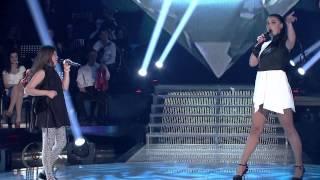 Gjeniu I Vogel - Eranda&Genta Ismajli - Single Ladie's (nata Finale)