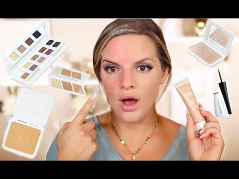 TESTING A NEW DRUGSTORE BRAND! Models Own Cosmetics HIT OR MISS? | Casey Holmes