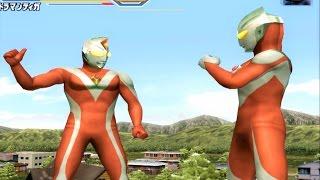 Video Sieu Nhan Game Play | Ultraman Tiga đỏ và Ultraman Dyna đỏ Tag battle mode | Game Ultraman Fe3 MP3, 3GP, MP4, WEBM, AVI, FLV Januari 2019
