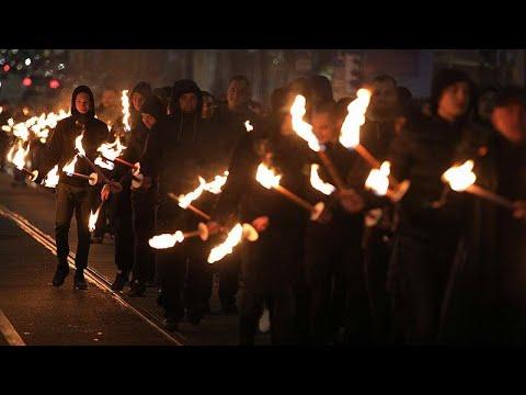 Διαδήλωση εθνικιστών στη Σόφια