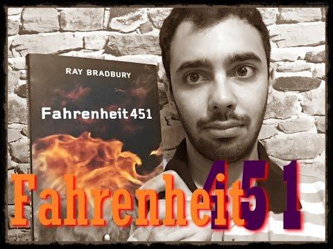 Fahrenheit 451 - Ray Bradbury | Real x Ficcional