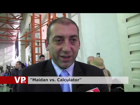 """Maidan vs. Calculator"""