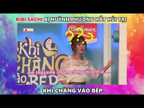 Ribi Sachi FapTV bị Huỳnh Phương hắt hủi | Khi Chàng Vào Bếp: Tập 7 (21/08/2018) - Thời lượng: 75 giây.