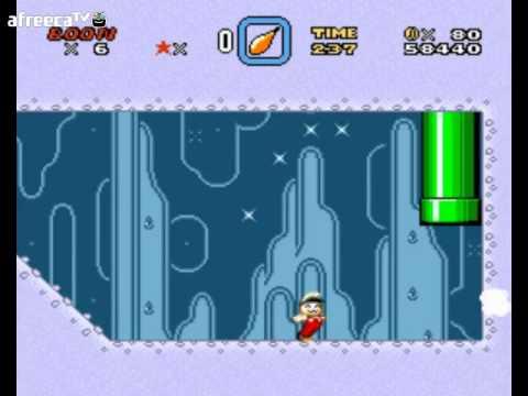 [BJ세이지] VIP Mario 1 - world 1 (vip해킹마리오 월드1 공략)