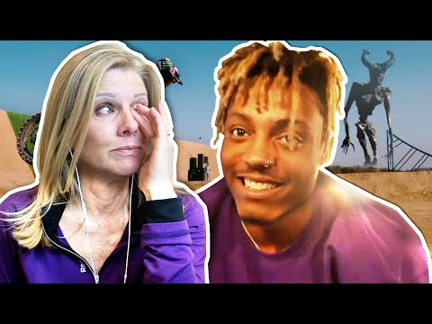 Mom REACTS to Juice WRLD- Conversations (Official Music Video)