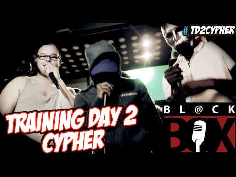 POTTER PAYPER FT. 67, YOUNGS TEF, 86, COINZ, BIG WATCH, TALLEST TRAPSTAR #TD2Cypher @WE_R_BLACKBOX @PotterPayper