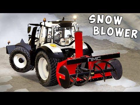 NMC 320H Pro Snow Blower v1.0.0.0