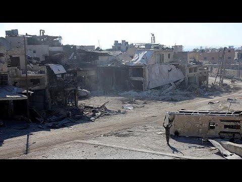 Συρία: Ηρεμία στα μέτωπα τις πρώτες ώρες της εκεχειρίας